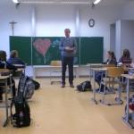 Schule und Pfarrgemeinde Hand in Hand