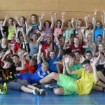 Basketballturnier 7. Klassen