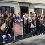 Exkursion in die Lenbachstadt