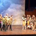 Theaterfahrt 7. Klassen: Die Irrfahrten des Odysseus