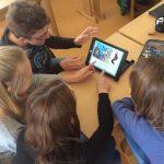 Zwischenmeldung von der iPad-Klasse 8c