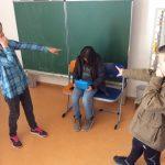 Standbilder bauen – Klassenlektüre