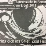 Spurensuche in Regensburg