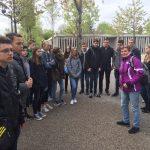 Besuch der KZ-Gedenkstätte DAH