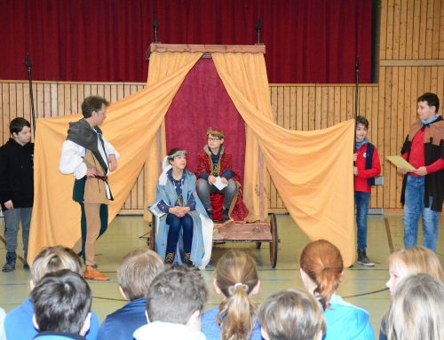 """Theaterwerkstatt: """"Die Kluge"""" von Carl Orff"""