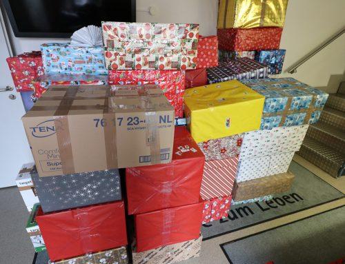 Herzlichen Dank für Ihre Unterstützung beim Johanniter-Weihnachtstrucker!