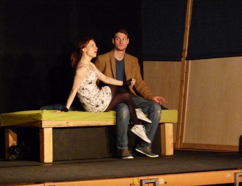 Theatervorstellung für die 7. und 8. Klassen