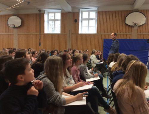"""""""Social Media"""" – Vortrag von Herrn Kabierske"""
