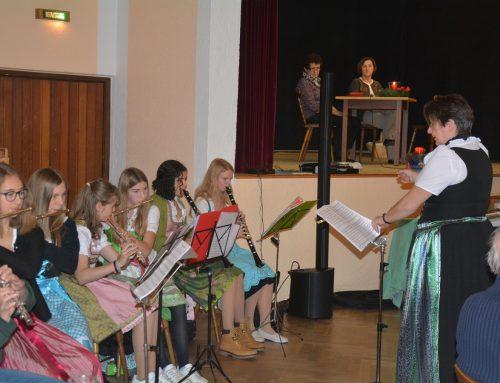 Seniorenadvent mit dem Schulorchester