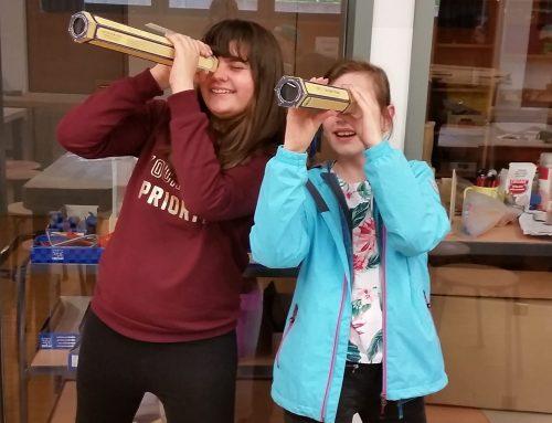MINT 5 b: Wir bauen Kepler-Teleskope