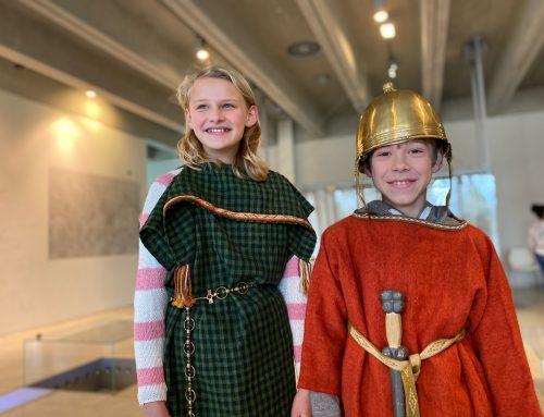 Exkursion der 6a, 6b und 6c ins Römer- und Keltenmuseum Manching