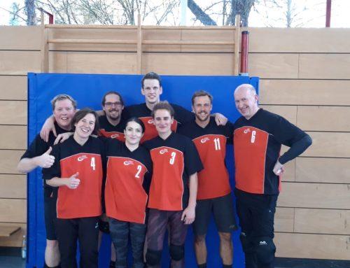 Lehrer-Volleyballturnier