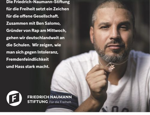 """""""Kein Bock mehr auf Hass!"""""""