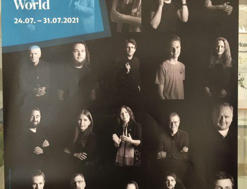 """Ausstellung """"Democratic World"""""""